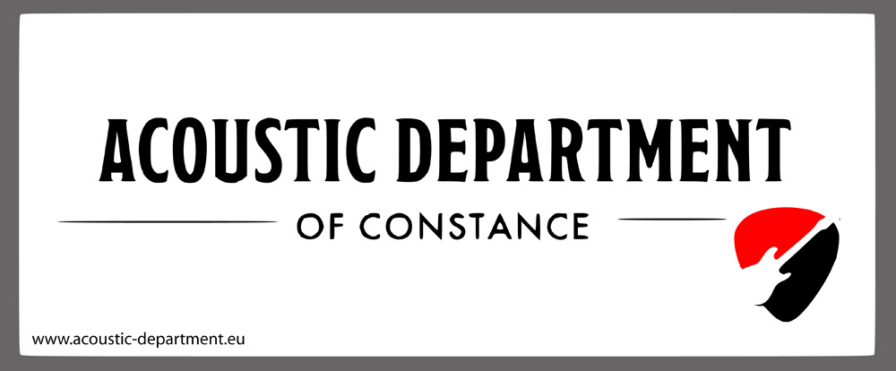 Logo Acoustic Department